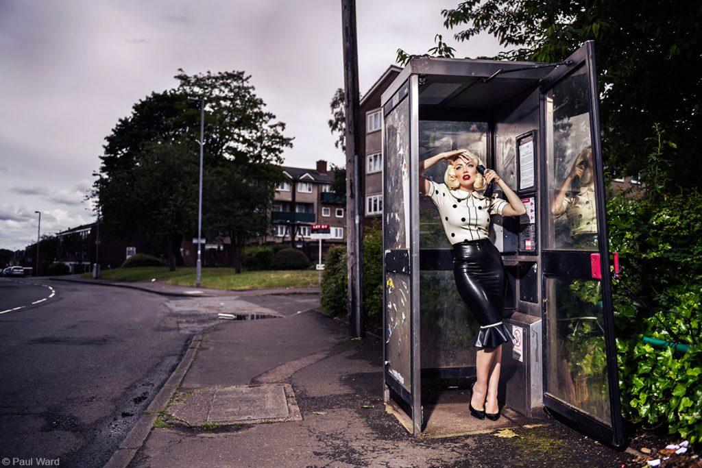 British photography awards fashion photography category winner Paul Ward