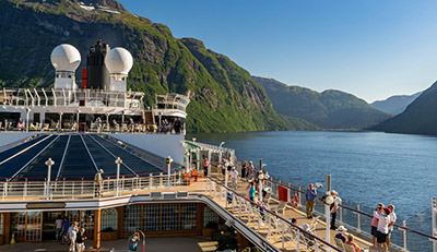 Cunard Norway photography cruise, Landscape Photography courses by Paul Ward